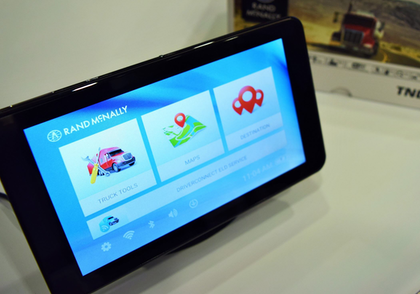 Rand McNally launches its next generation of the TND GPS and multifunction tablet