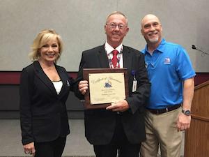 Trucker Buddy honors drivers at MATS