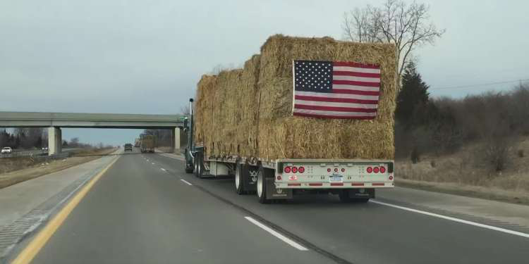 Certain regs suspended for wildfire relief haulers in Kansas, Oklahoma