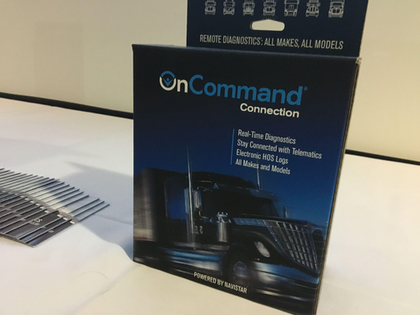 Navistar getting into ELD market with OnCommand Connection expansion