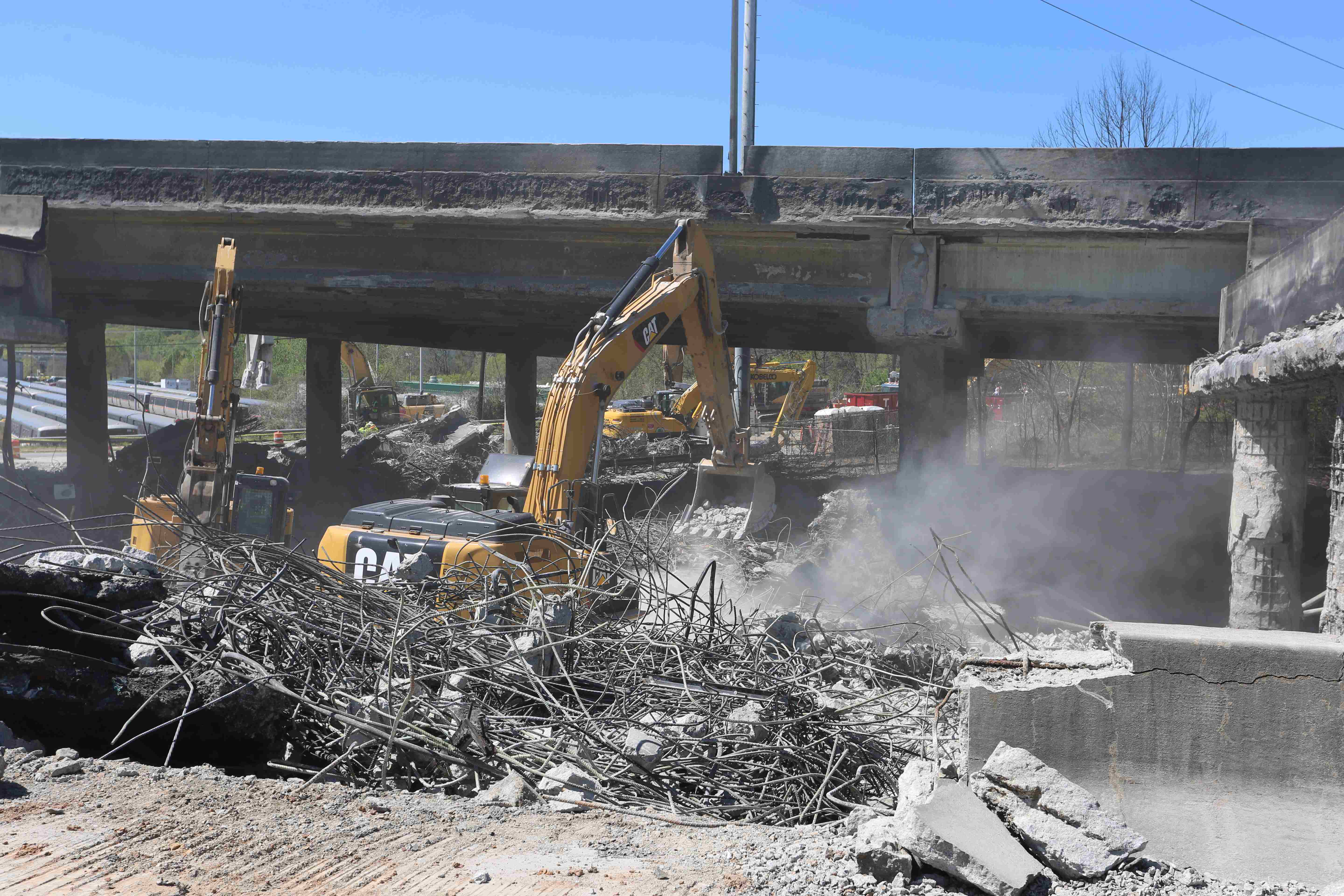 I-85 in Georgia to reopen by June 15, DOT officials say