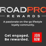 RoadPro offers points, gifts and more
