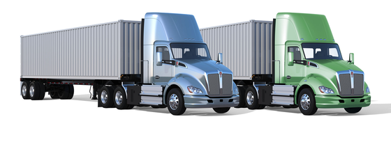 Kenworth to deploy prototype hydrogen-powered trucks at LA Ports