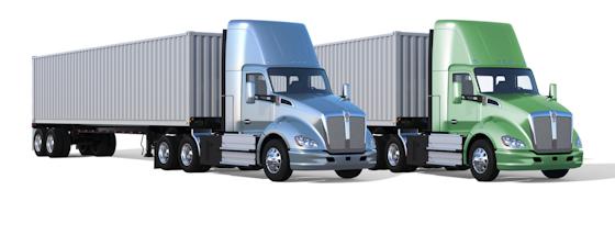 Kenworth to deploy prototype hydrogen-powered trucks at LA Ports