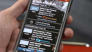 Cummins' releases diagnostics app