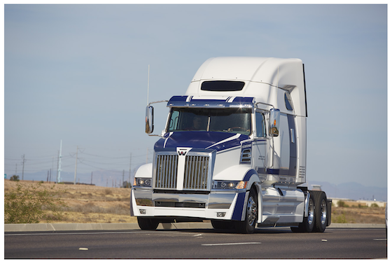 Western Star donates 5700XE tractor to OOIDA for 'Spirit of American Trucker' tour