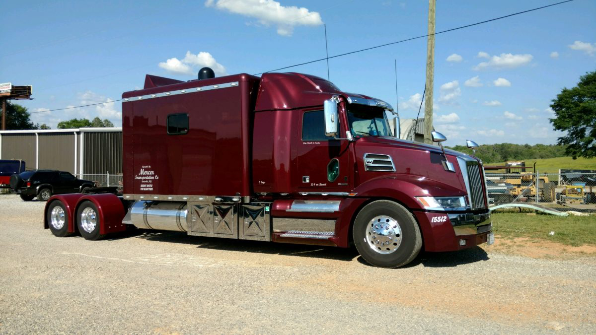 Greg And Danelle Swafford S 2016 Western Star 5700