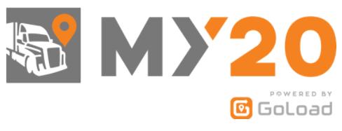 logo for konexial's my20 goload