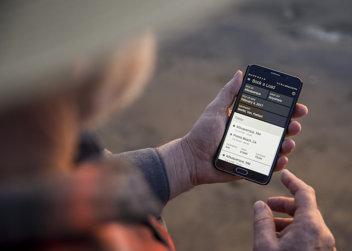 Uber tackles trucking with launch of new Uber Freight app