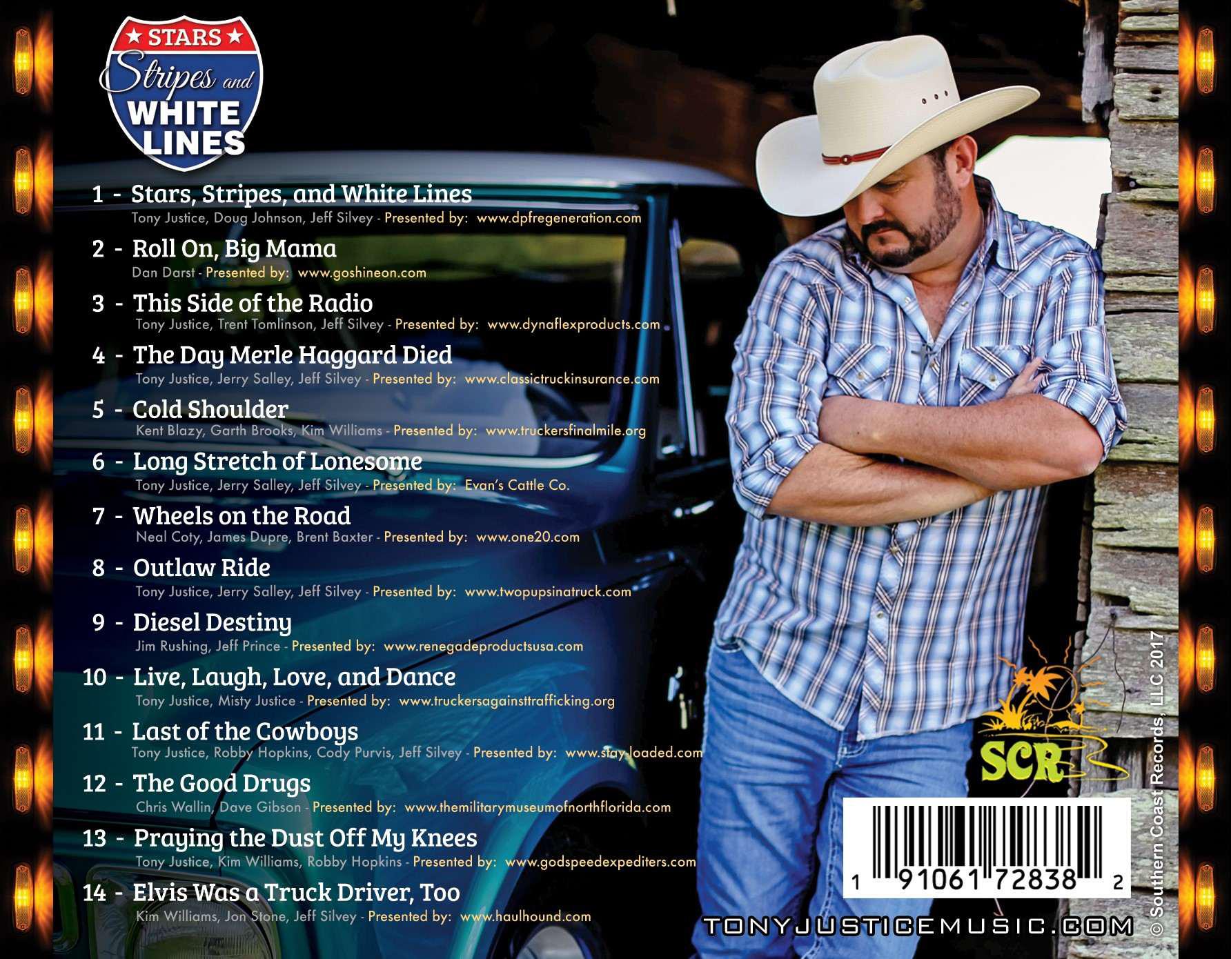 Ta Petro Com >> Audio tour through Tony Justice's new 'Stars, Stripes and ...