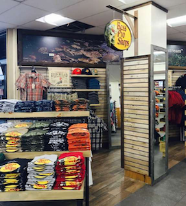 Pilot Flying J to offer Bass Pro Shop merchandise in Tennessee truck