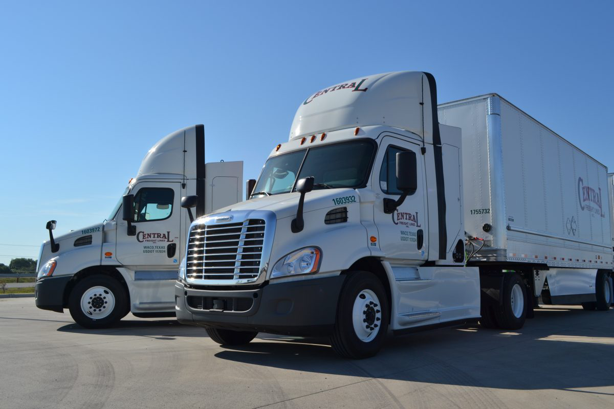 Central freight lines adds owner operator team division for New penn motor freight tracking