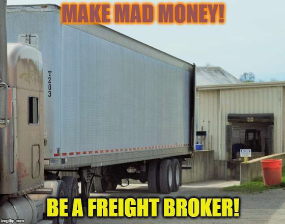 Podcast: 'Make mad money! Be a freight broker!': Independent
