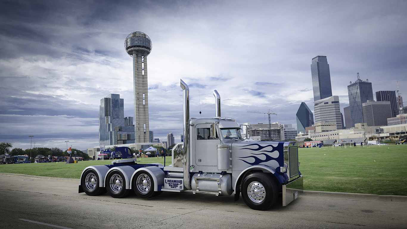 Knockout shots of the country's top show rigs, full list of winners