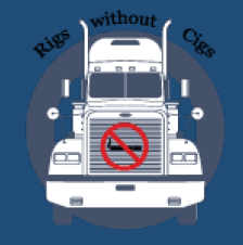 'Rigs without cigs' cessation campaign from the Truckers' Fund