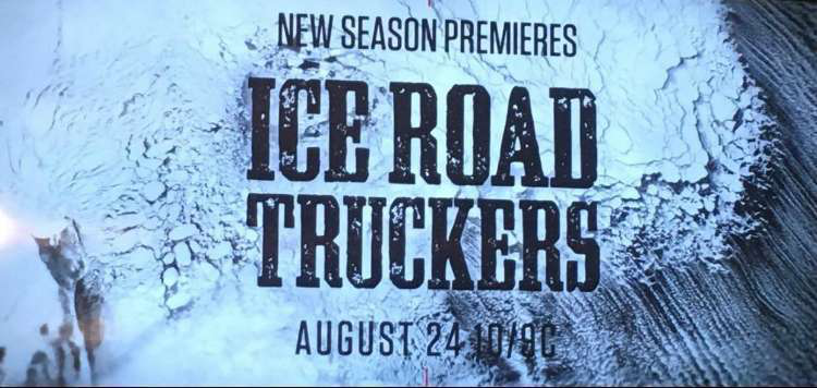 history channel 39 s 39 ice road truckers 39 to return later this month. Black Bedroom Furniture Sets. Home Design Ideas