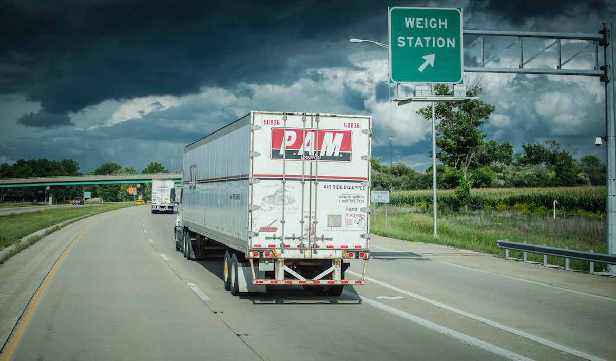 Oregon Trucking Online >> Arizona DOT to add weigh station bypass sensors at seven port of entry locations