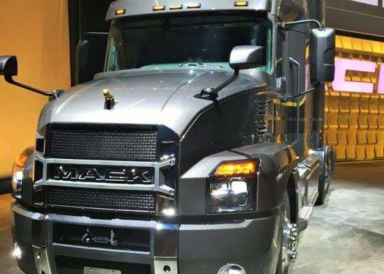 Mack unveils Anthem on-highway tractor