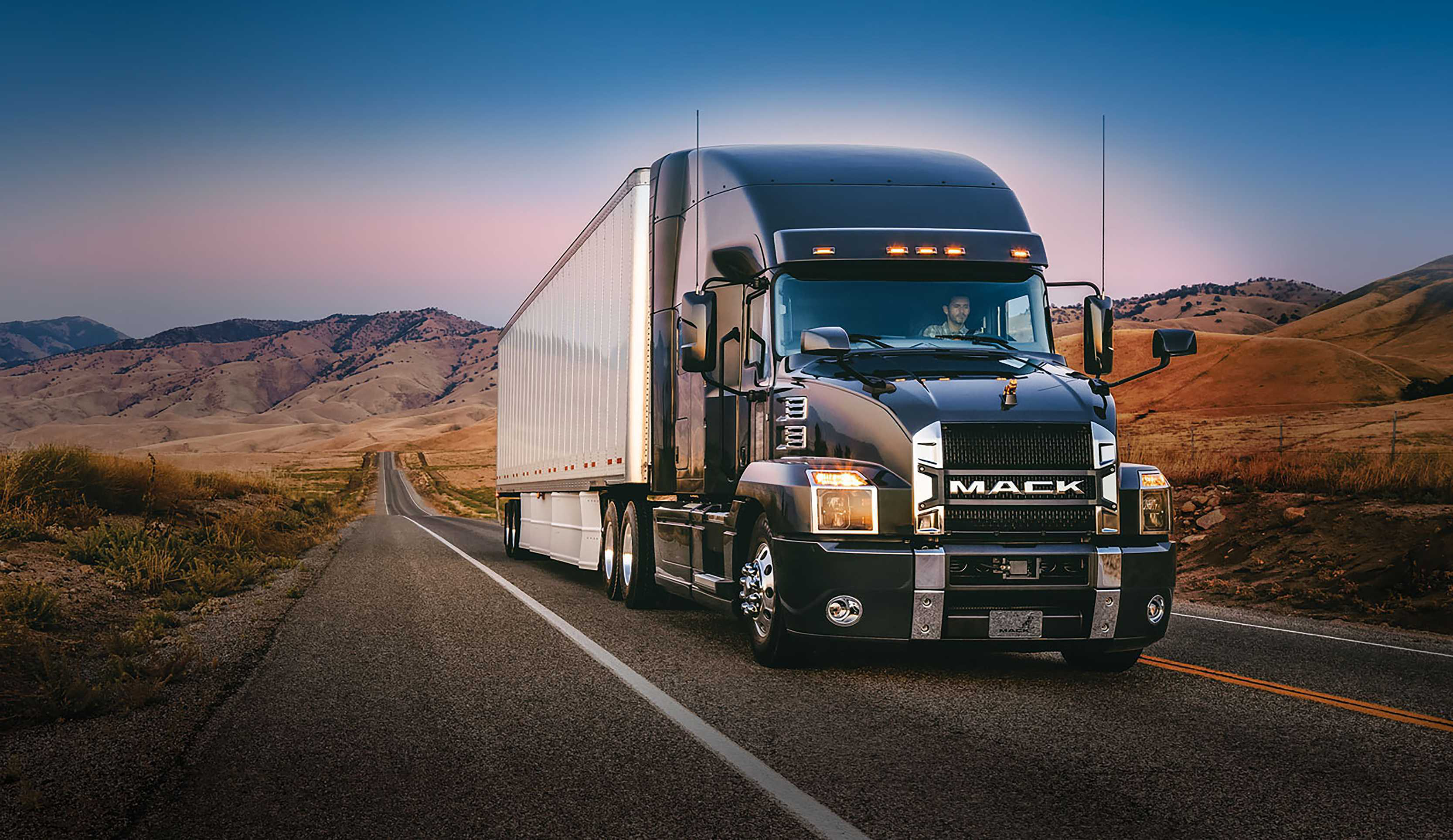 Test drive: Mack composes its new Anthem