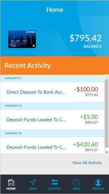 Comchek Mobile streamlining load payment, other transactions
