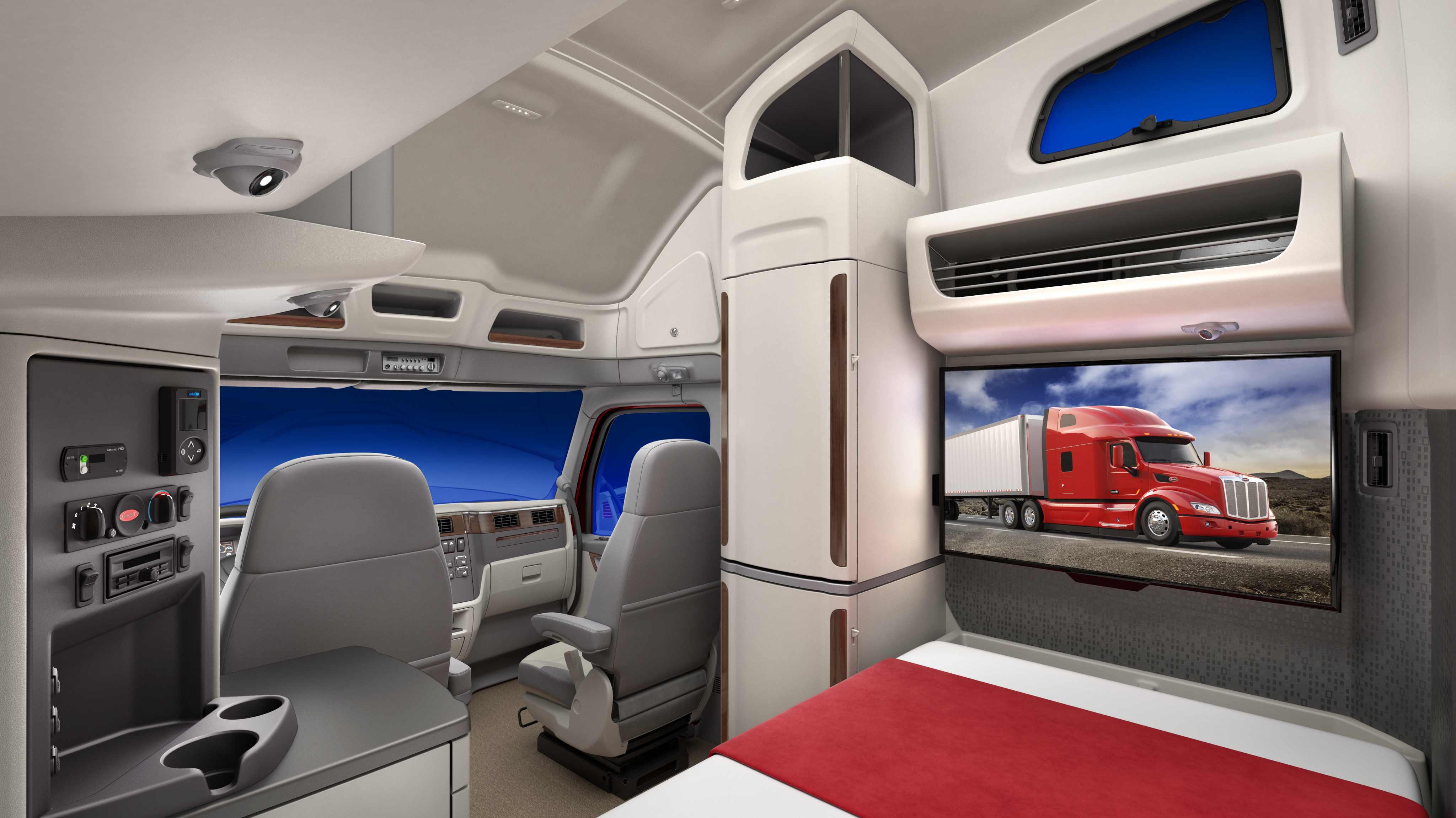 Peterbilt Unveils Ultraloft Sleeper Configuration For
