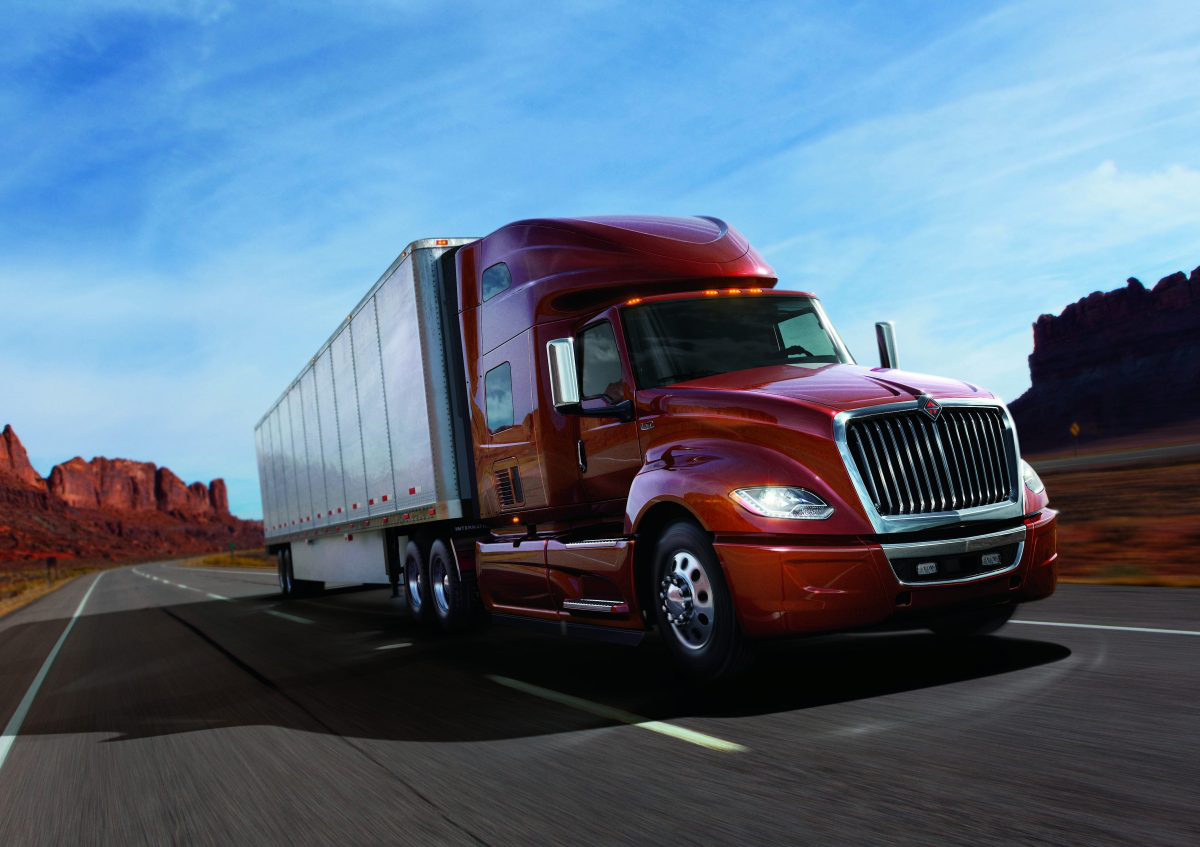 Navistar recalling over 24,000 International LT, ProStar