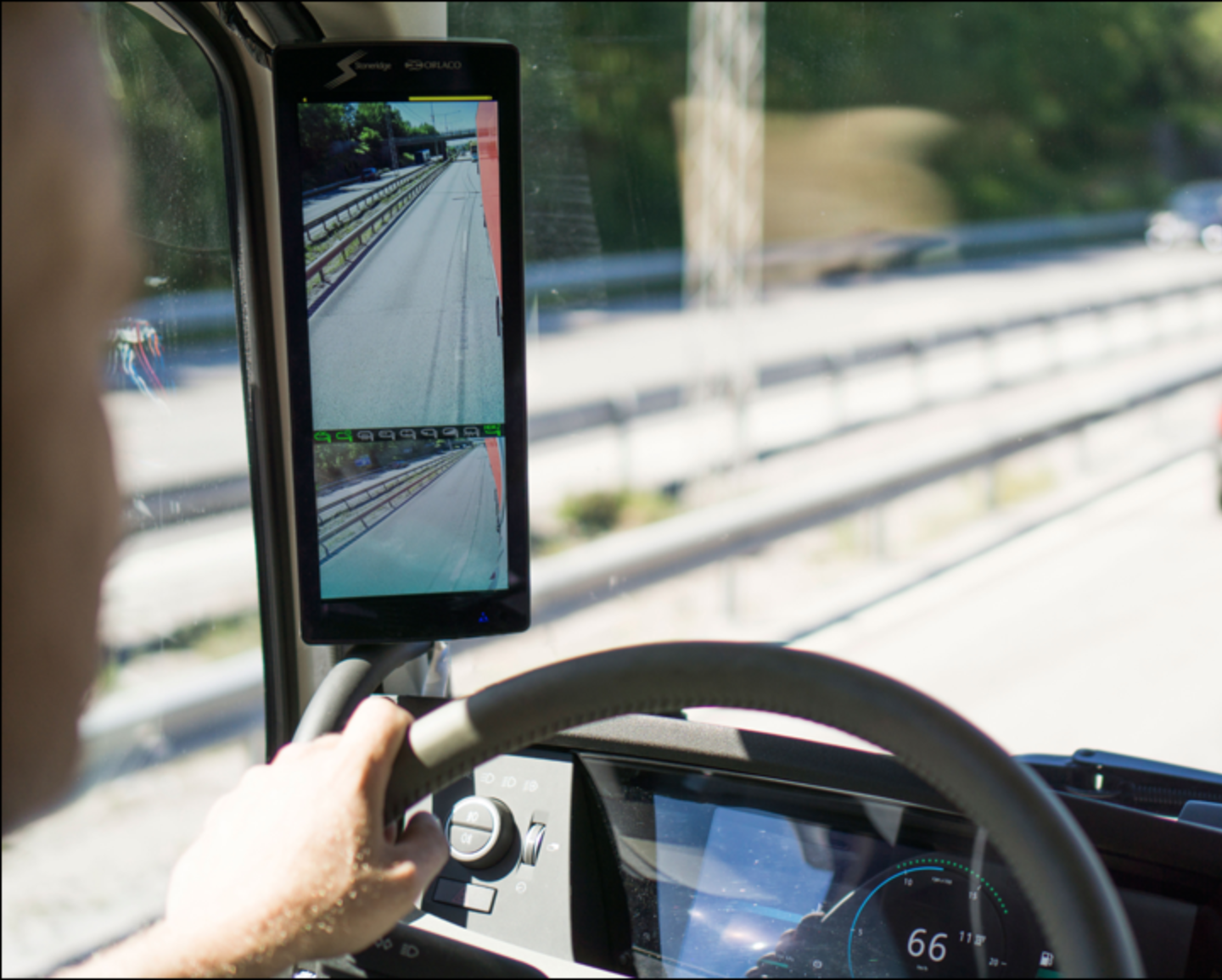 Group Asks Fmcsa To Allow Camera Systems To Replace