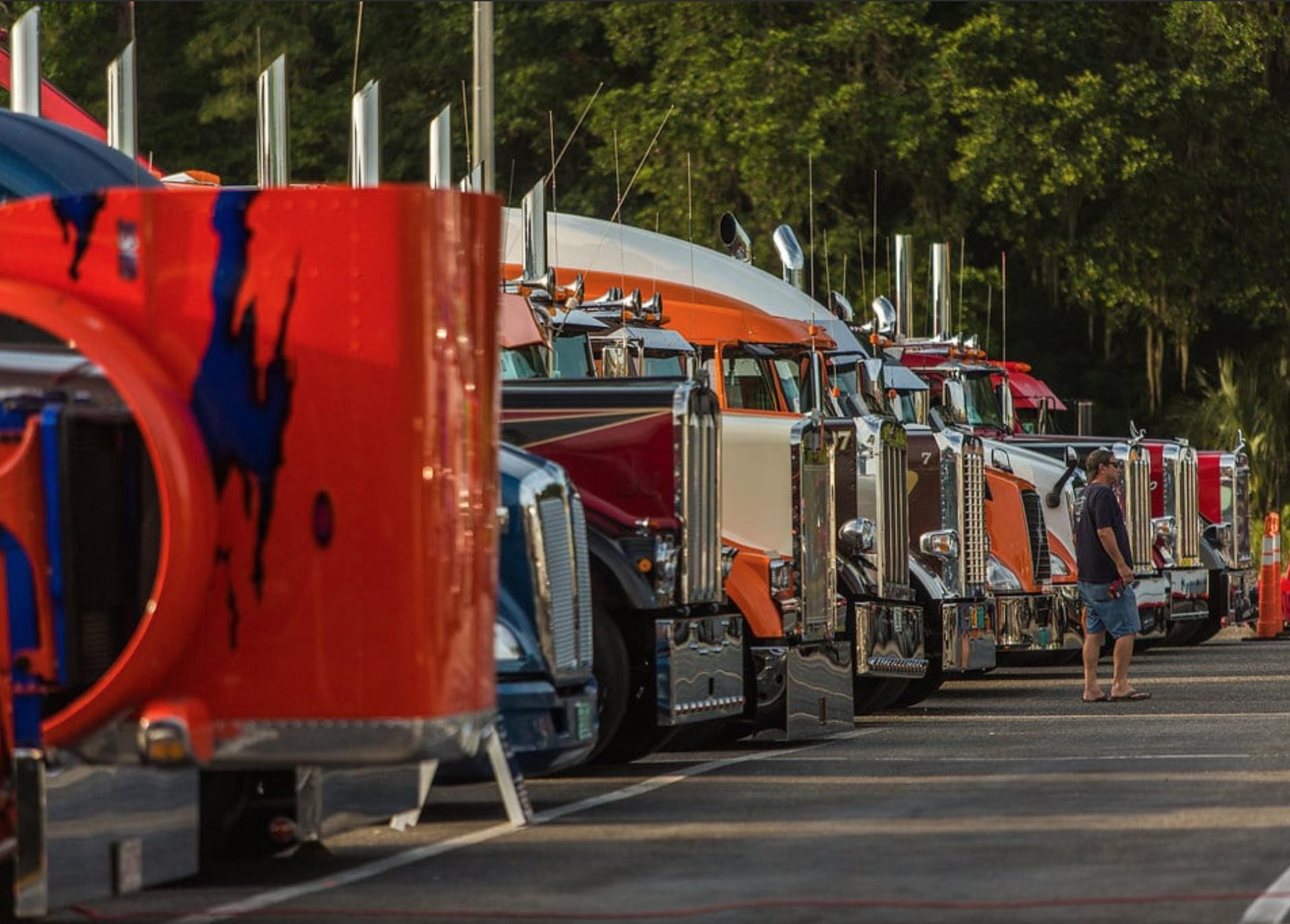 75 Chrome Shop >> Show Truck Season Heats Up With 75 Chrome Shop Show This Weekend