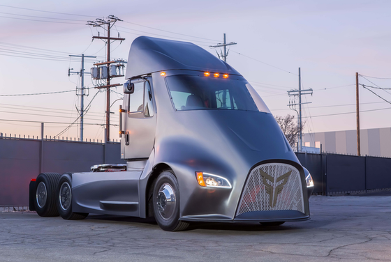 Timeline A Look At When Electric Truck Makers Say Their