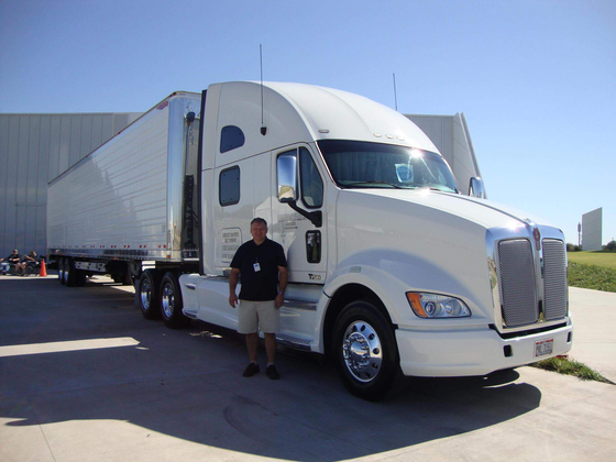 how event hauling stands out in the trucking industry