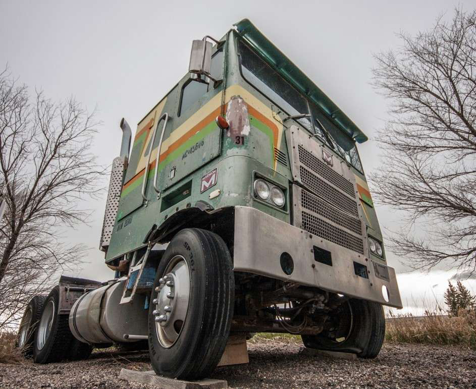 Take a look at John Elmore's 1977 Marmon cabover