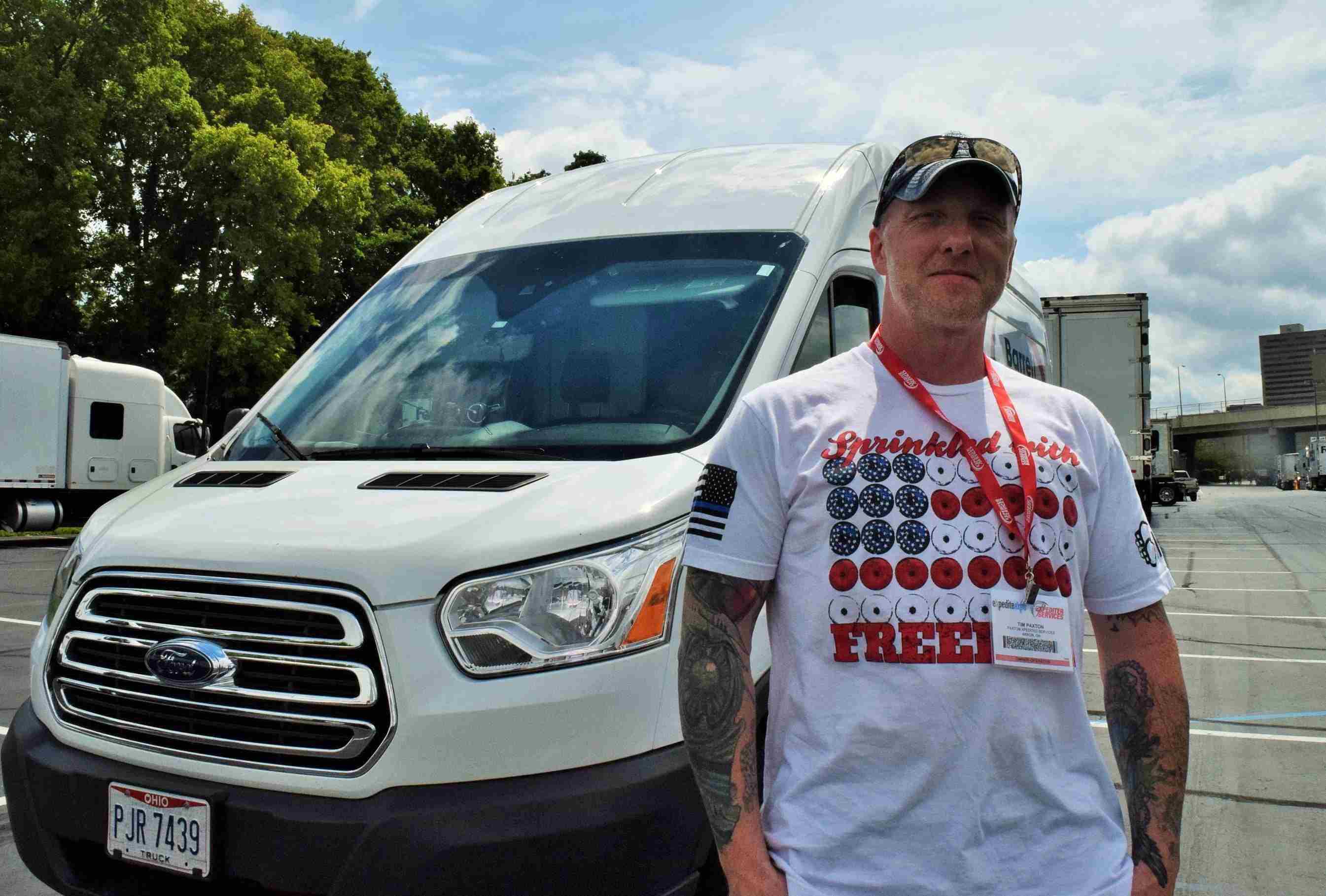 The lowdown on downsizing: Hauling in the cargo van owner-op