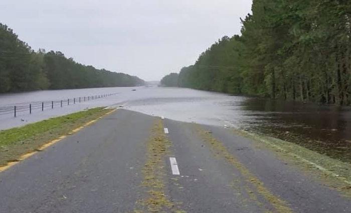 i-40-flooding