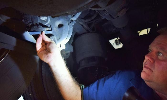 Sergeant-David-Mills-inspecting-brakes-2018-09-17-09-42