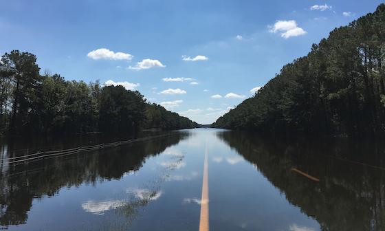 North And South Carolina Reopen I 40 And I 95