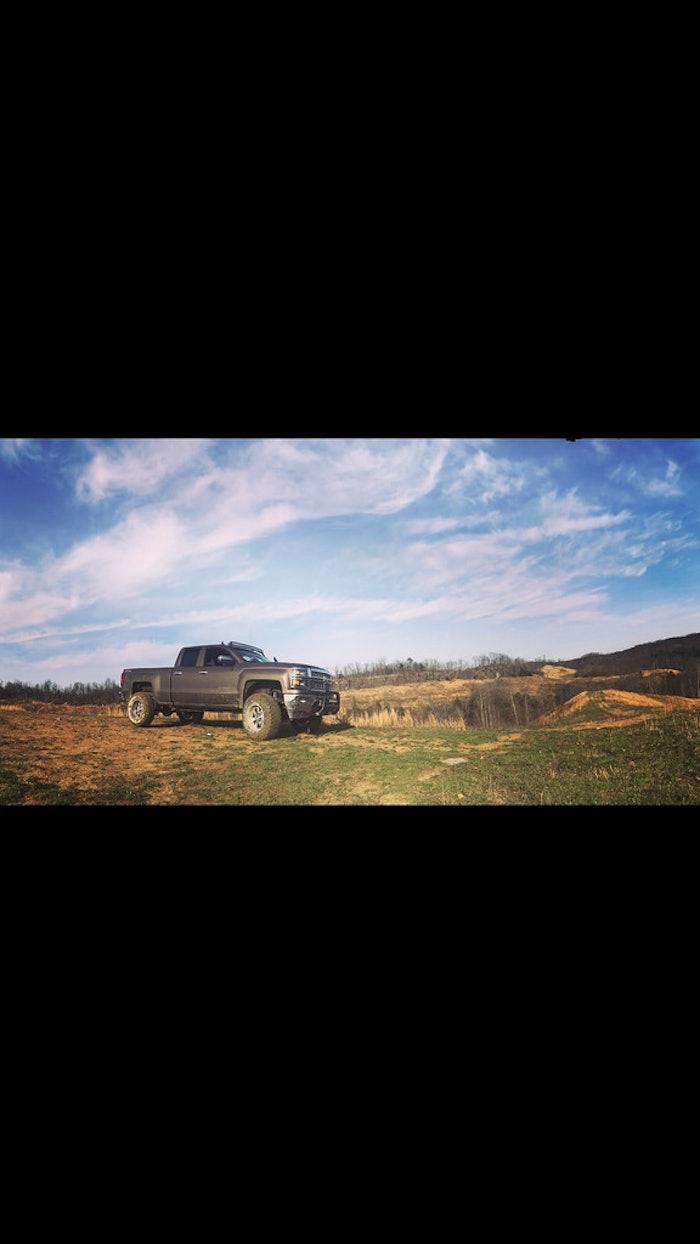 2014 Chevy Silverado 1500