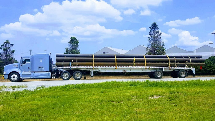 60″ ft pipes