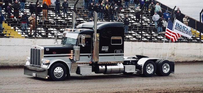 Hoker Trucking….7th Annual Thaw Brawl LaSalle Speedway