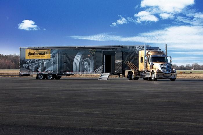 Continental Tour Truck