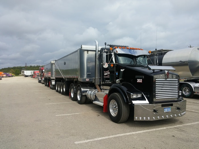 St.Ignance truck show