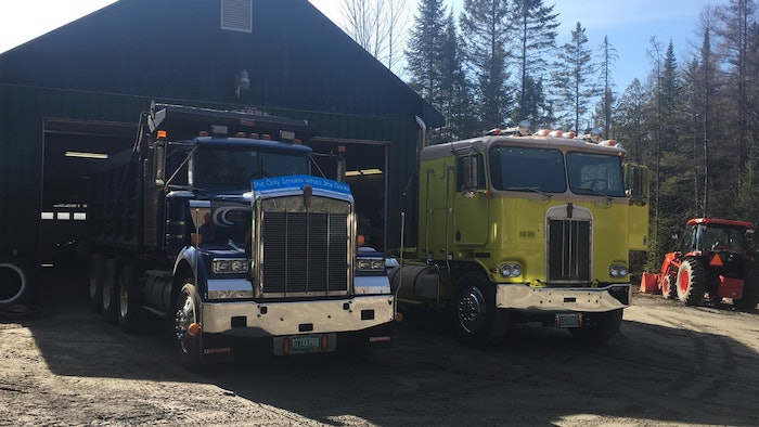 1984 W900B and a 1978 K100