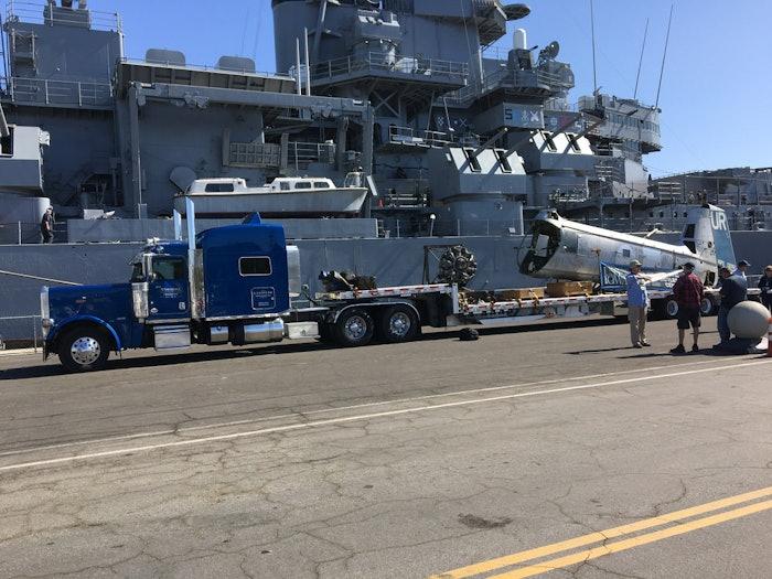 USS Iowa BB61