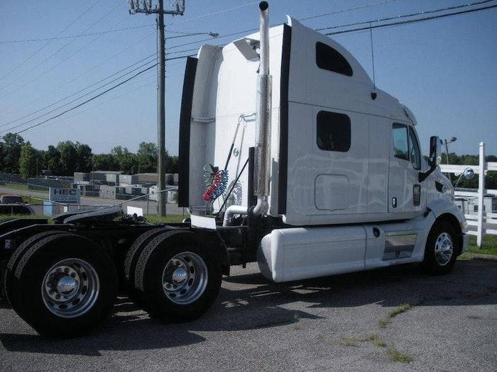 New 587 Pete to 313Motoring&Transport LLC