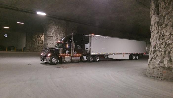 Living Truth Trucking 2016 Lonestar