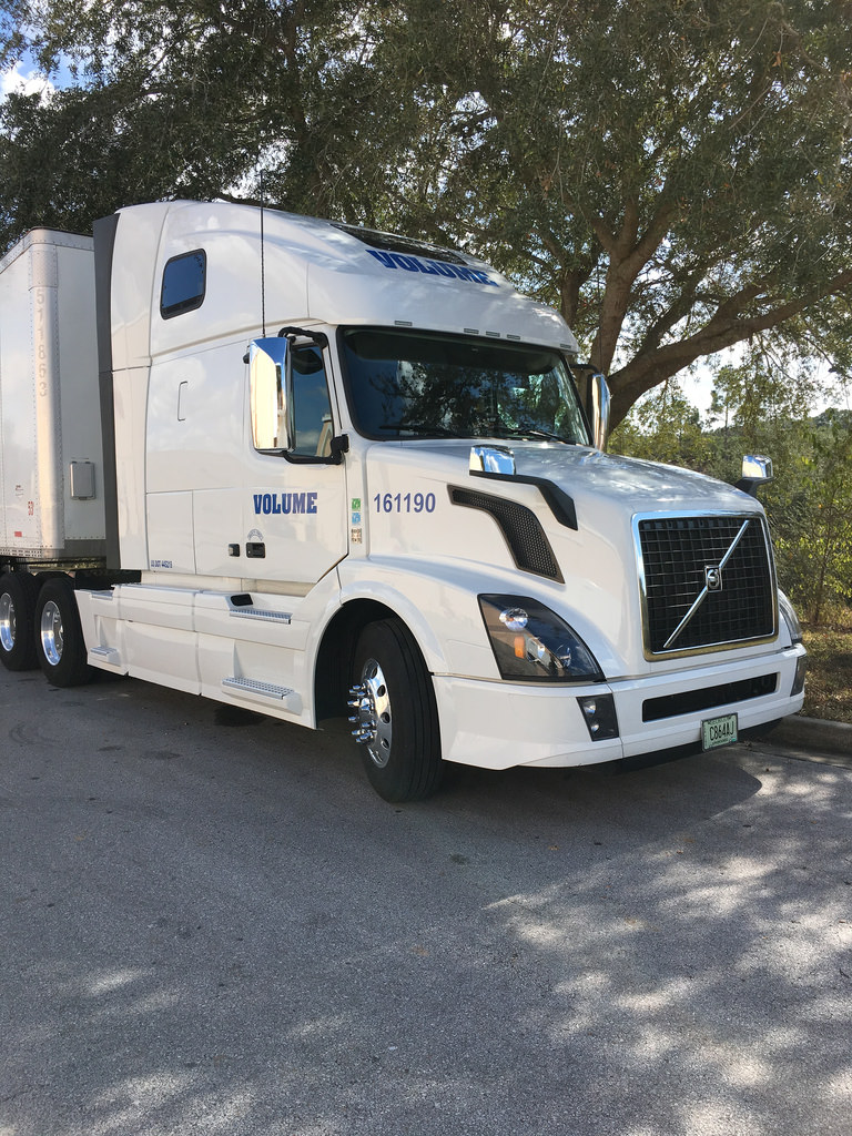New ride at Volume Transportation | Overdrive - Owner Operators