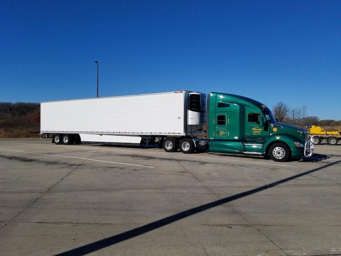 Vlogging my trucking life
