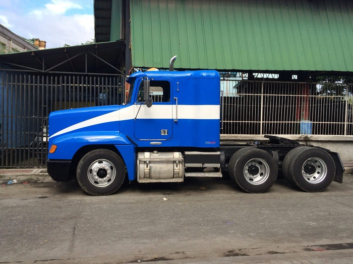 2009 Freightliner in the Philippines