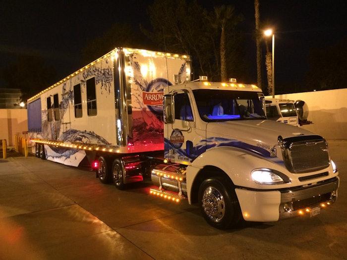 Arrowhead Party Van