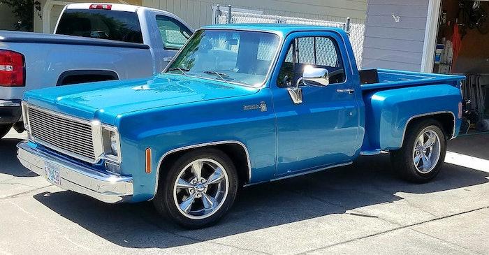 1978 step side pickup