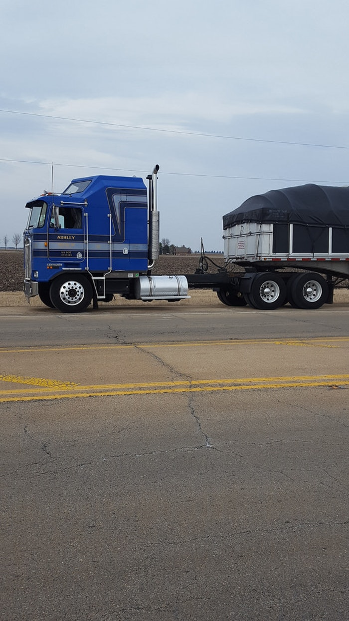 "My ""new"" truck."